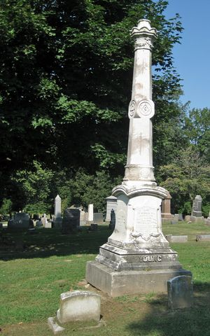 Jonathan Young Monument