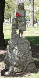 Sallie Hume Statue